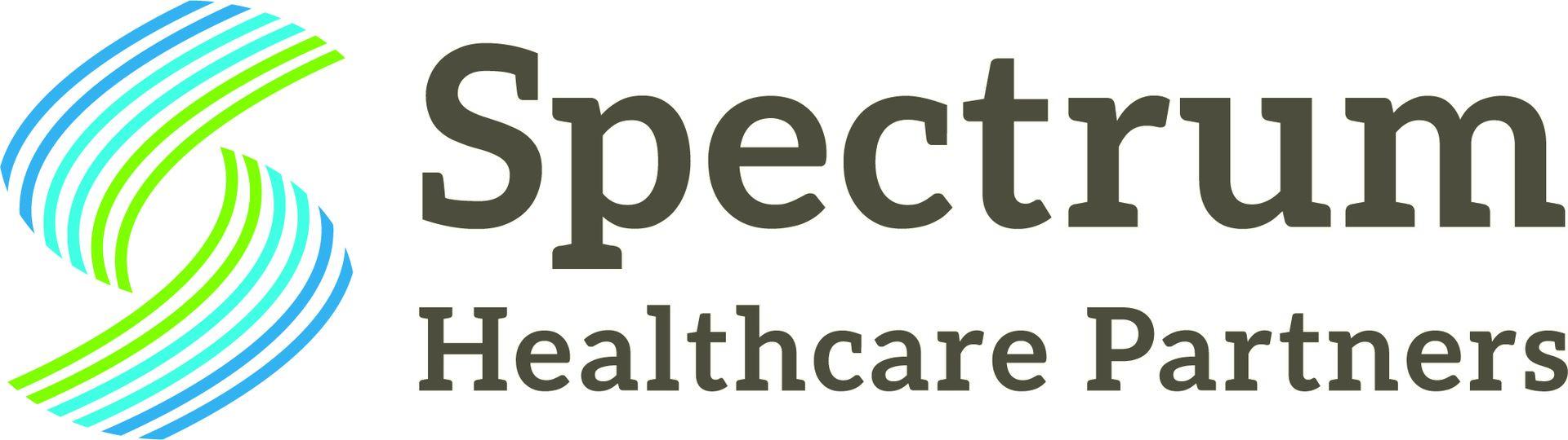 Spectrum Healthcare Partners Sponsor Logo